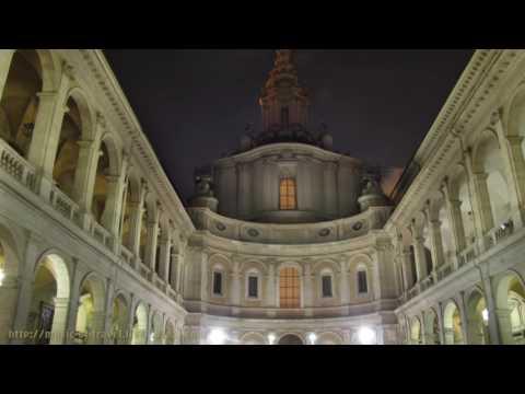 Night concert in Rome