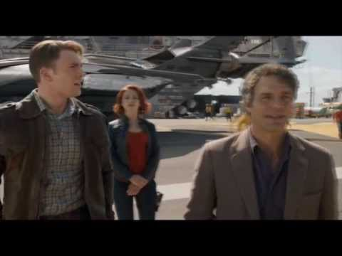 Bruce Banner Is Funny (Avengers)