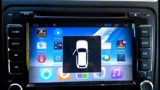 Поло седан   магнитола Андроид 2(, 2015-08-21T17:19:29.000Z)