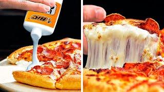 광고업자들이 음식을 맛있어 보이도록 사용하는 놀라운 속임수 28가지