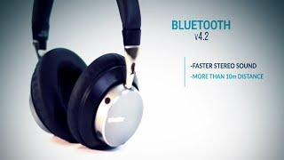 Mixcder MS301 aptX Low Latency Wireless Bluetooth Headphones Bluetooth  (Link in Description)