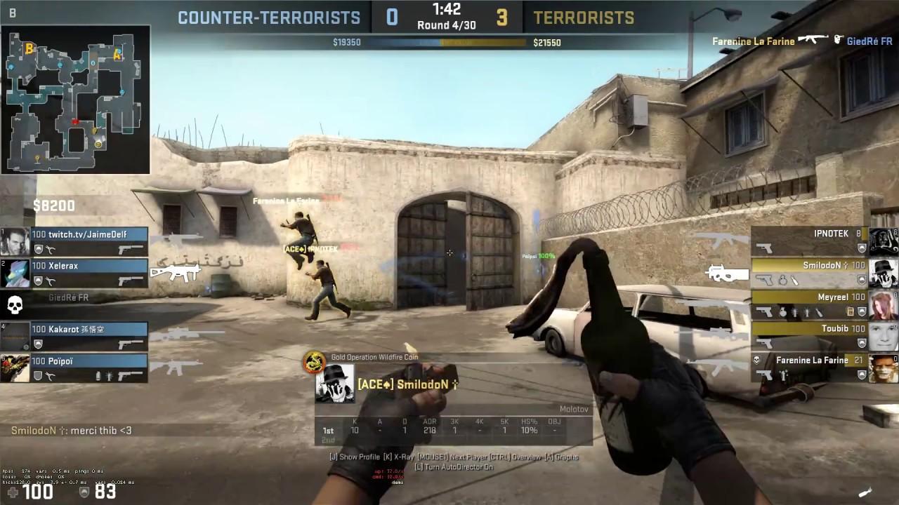 cs go matchmaking deutsche server