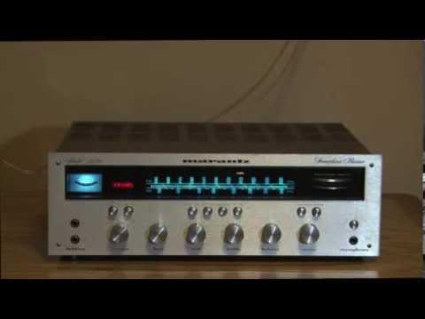 Vintage Marantz 2230 Stereo Receiver - For Sale On Ebay, 12/9/13 - YT