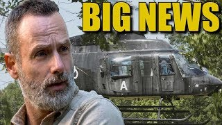 The Walking Dead Series News & Rick Grimes Movie News - 2020 Looks To Be Huge For TWD
