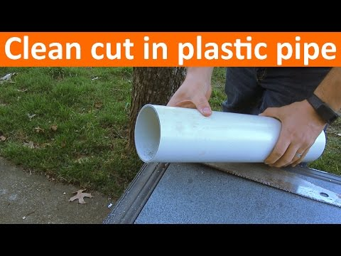 how-to-cut-pvc-or-abs-pipe-straight