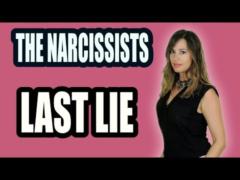 after dating a narcissist