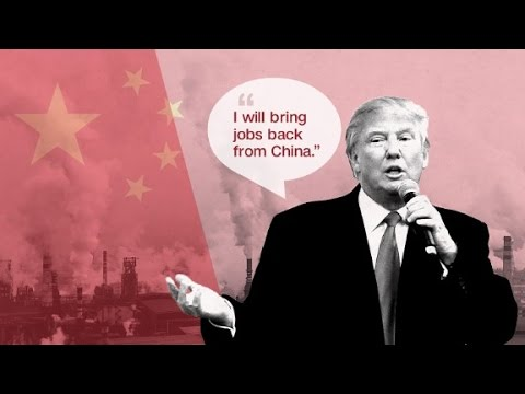 America's complicated, critical trade relations with China