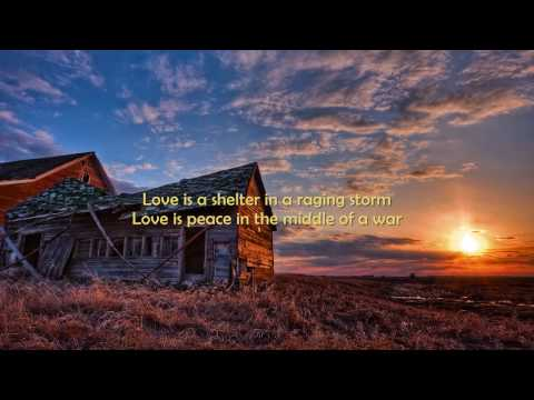 Warren Barfield - Love Is Not A Fight [Fireproof OST] [HD][Lyrics]