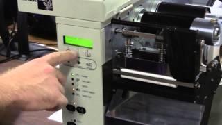видео Zebra 110PAX4