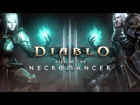Diablo 3: Rise Of The Necromancer - Official Release Date Trailer