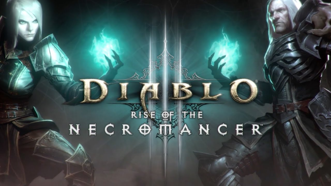 Diablo 3's new Necromancer class is broken as hell and I