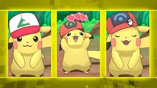 Celebrate Pokémon the Movie: I Choose You! with an exclusive Pikachu for your Pokémon game! thumbnail