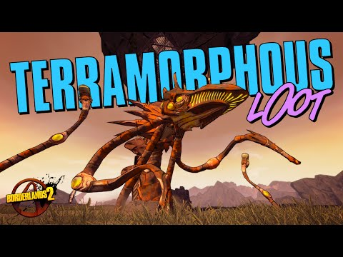 Terramorphous the invincible glitch patched heart
