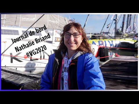 #VG2020 - Journal de bord de Nathalie Briand à propos d'Argonautica