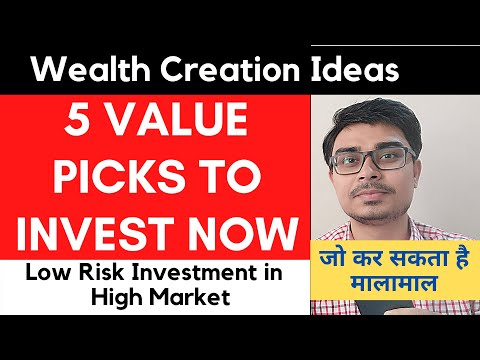 Best Mutual Funds & Stocks to Invest Now | 5 Value Investment Picks for Long Term | SIP Investment