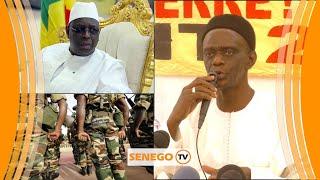 Indemnisation des Jambars : « Dossier bloqué par des officiers de l'Armée » (Mame M. Gueye)