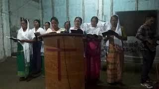 Gambar cover Bodo women singing gospel song