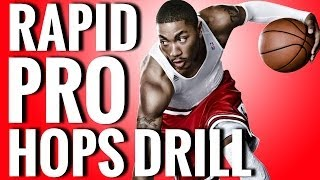 Basketball Finishing Drills For All Point Guards To Practice   Derrick Rose Signature Move