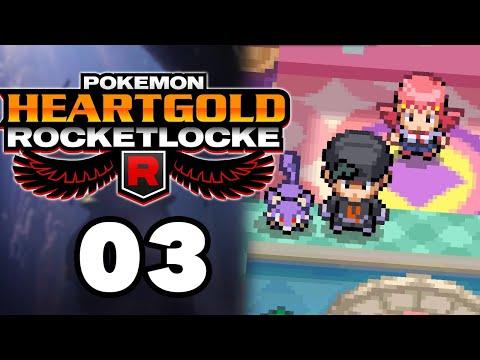 STEALING WHITNEY'S MILTANK!😈 - Pokemon Heart Gold ROCKETLOCKE!