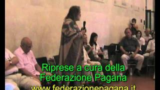 World Congress of Ethnic Religions - Bologna: presentation of the Parliament of Religions Thumbnail