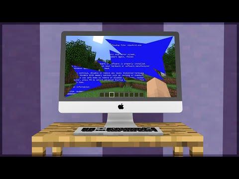 Minecraft: MEU MINECRAFT ESTÁ COM VÍRUS?!