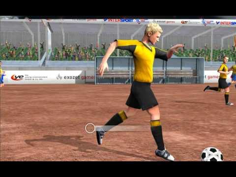 звезда футбола прохождение (часть 2)
