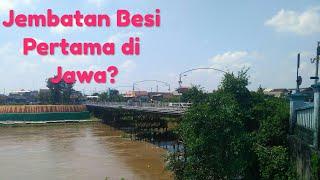 Jembatan Lama Brantas Kediri