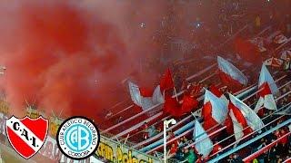 Independiente 4 - Belgrano 1 | La hinchada!