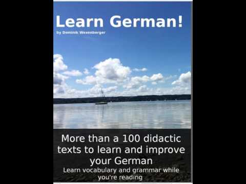 Learn German Audiobook Chapter 41 Tiere Text 2