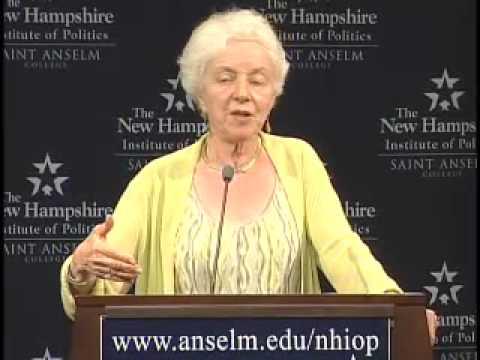 Former Vermont Gov. Madeleine Kunin