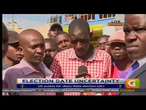 Citizen Extra : Election date uncertainty