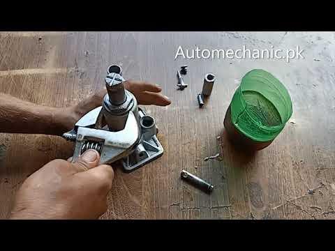 How To Repair Hydraulic Jack | Urdu Hindi Tutorial