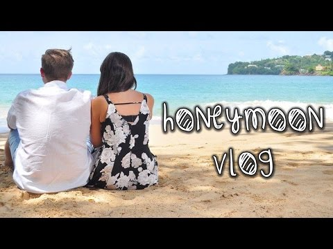 Honeymoon Vlog - A Week in Saint Lucia