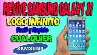 Revivir Actualizar Flashear Reparar Samsung Galaxy J7 Y Cualquier Otro Celular Samsung   2018