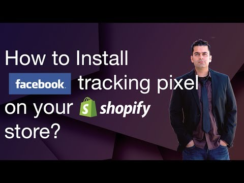 How to install Facebook Tracking pixel on Shopify store? thumbnail