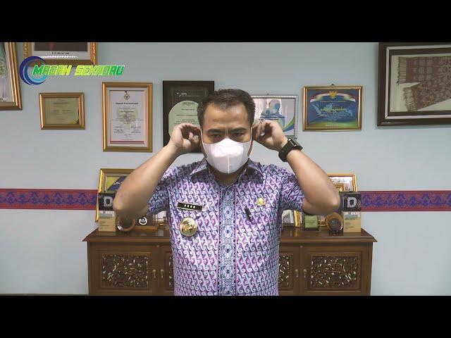 Greeting HUT Kabupaten Sintang ke-659 oleh Bupati Sekadau, Aron