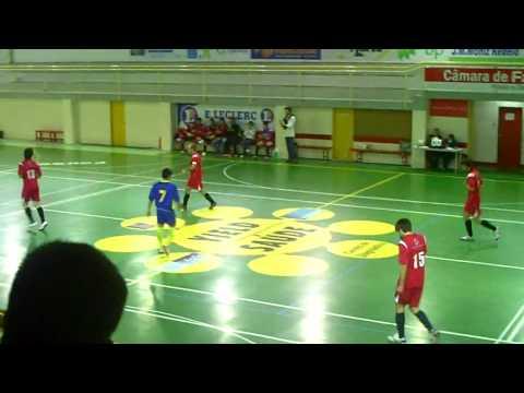 Desportivo de Vinhós vs IESF