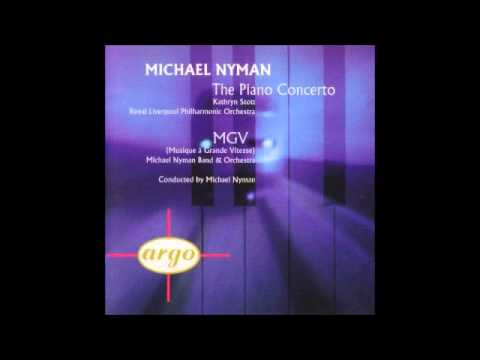 Michael Nyman: MGV: Musique à Grand Vitesse (5th Region)