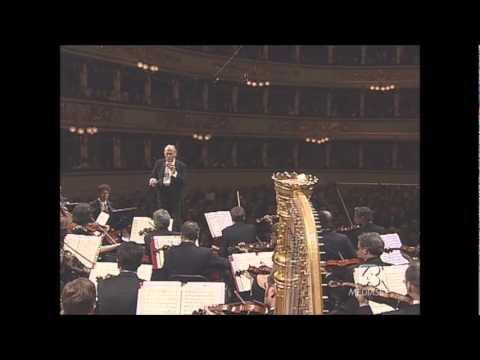 R.Strauss Rosenkavalier Suite Estract La Scala Philarmonic G. Pretre Solo Violin Domenico Pierini