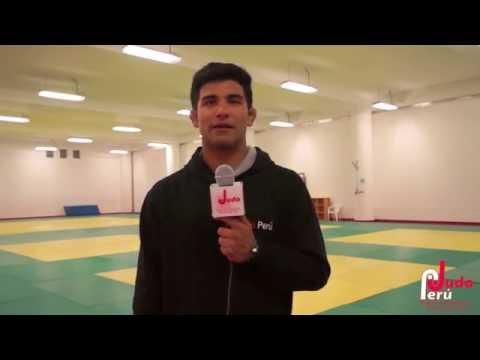 Judo Perú | Entrevista a Alonso Wong previo al Campeonato Sudamericano
