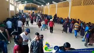 Club Amistad en el Salón Maya Santa Cruz Barillas (( Son Jacaltenango))