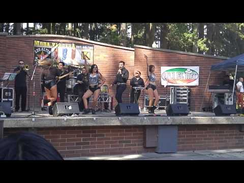 Mexico independence in Hillsboro oregon..at shute