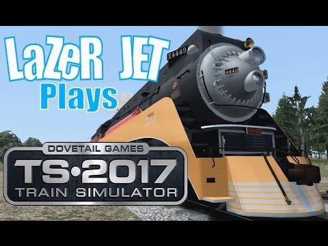 LaZeR JET Plays... Train Simulator 2017 - Daylight 4449