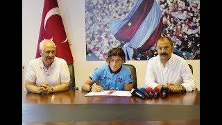 Trabzonspor'un yeni yıldızı Berkay Sefa Kara (1461 Trabzon'a kiralandı)