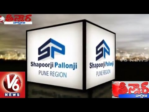 Shapoorji Pallonji Group is ready to invest 20,000 crore for Hyderabad development - Teenmaar News