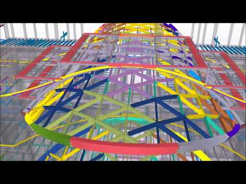 2016 North American BIM Awards - Denver Airport