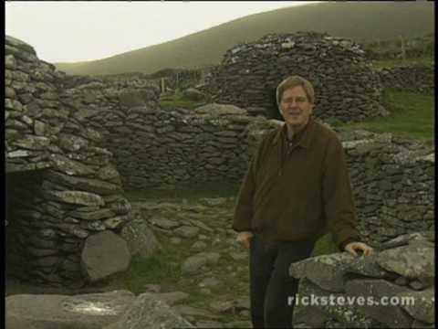 Dingle, Ireland: Irish Saints and Stone