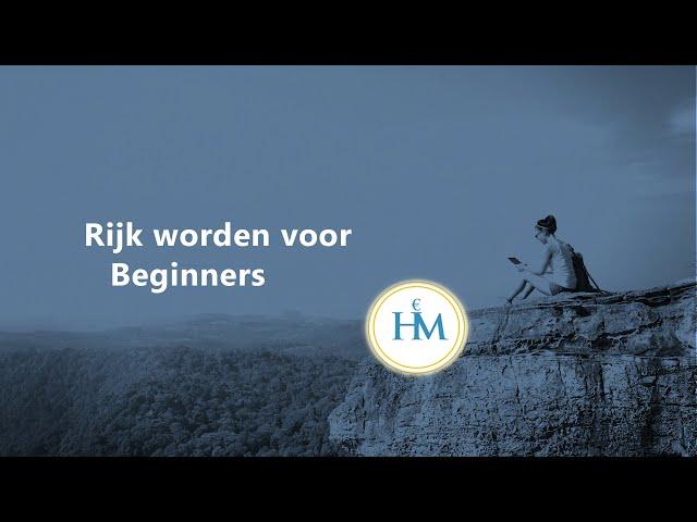 5 Tips Rijk Worden voor Beginners Must-Learn Video voor Financieel Succes!