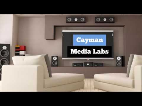 cayman speakers hd 51