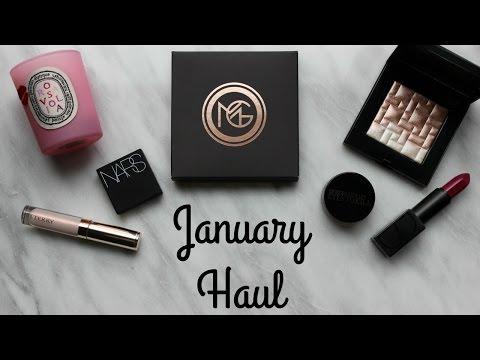 January Haul Pt. 1: Saks, Makeup Geek, OFRA